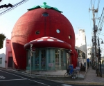 Дом-клубника (House-Strawberry ). Токио