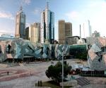 Площадь Федерации. Мельбурн