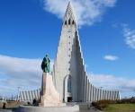 Лютеранская церковь. Рейкьявик, Исландия