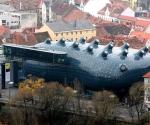 Музей искусств Kunsthaus Graz