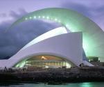 Концертный зал. Канарские острова