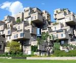 Многоквартирный дом Habitat 67