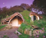 Земляной домик. Уэльс
