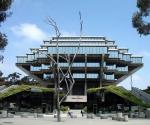 UCSD Geisel. Библиотека. Сан-Диего