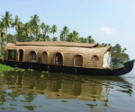 Дом-лодка. Керала