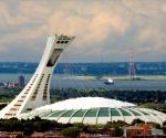 Олимпийский стадион. Монреаль