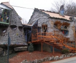 Грибной Дом или Дом-Дерево