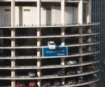 Реклама на зданиях страховой фирмы «Allstate»