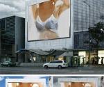 Реклама нижнего белья «Calvin Klein»