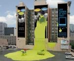 Реклама краски Coops Paint