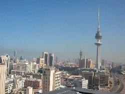 kuwait-city-skyline